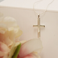 An image showing the Cross & Crucifix Necklaces