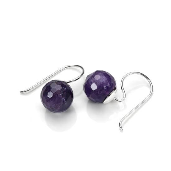 Purple Crystal Jewellery
