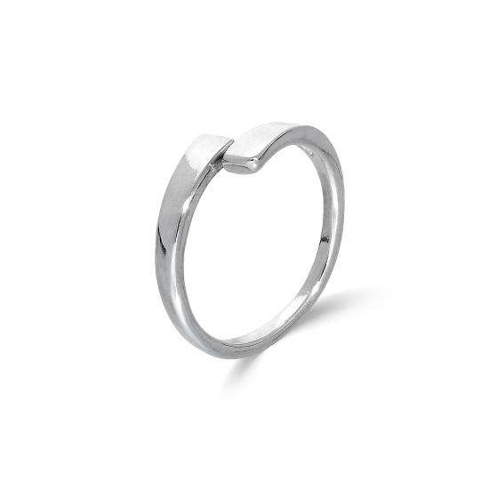 Sterling Silver Adjustable Wrap Around Midi Toe Ring