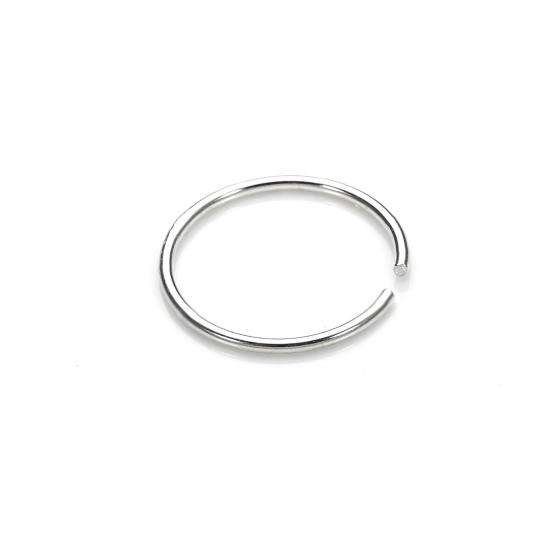 Sterling Silver 8mm Nose Ring