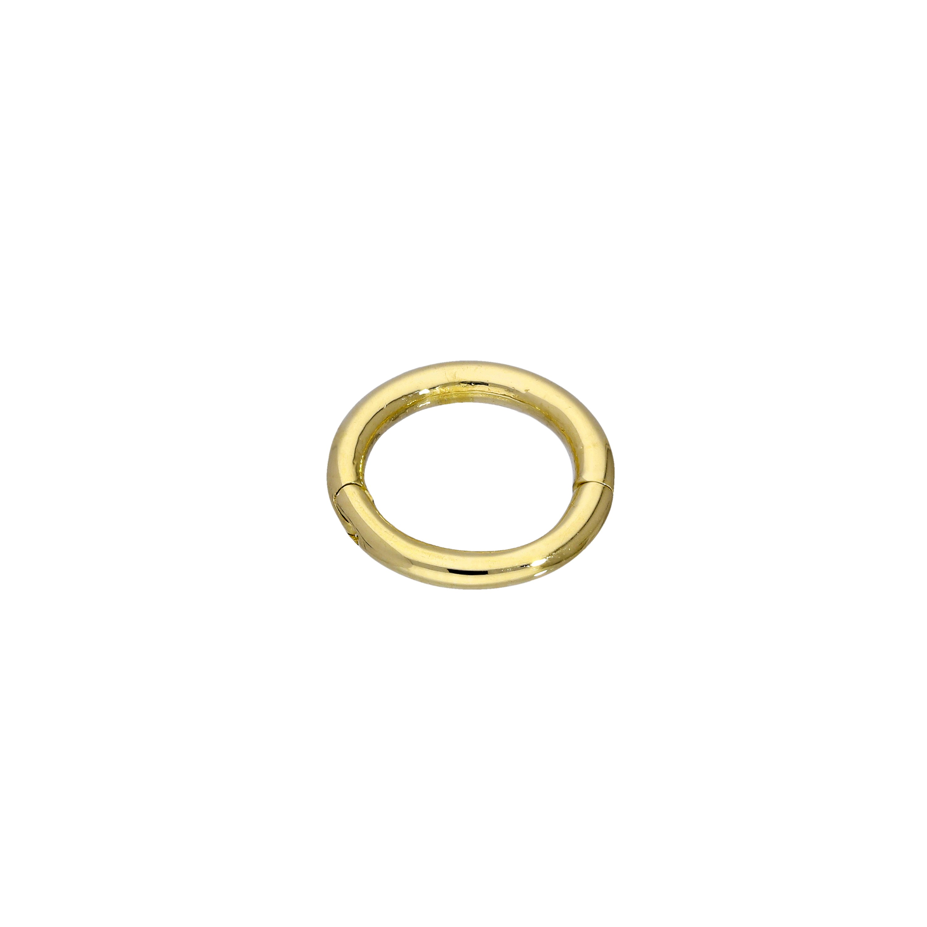 Real 375 9ct Gold 16ga Nose Ring Body Jewellery Piercing Face