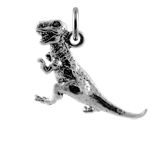 TheCharmWorks Sterling Silver T-REX Charm